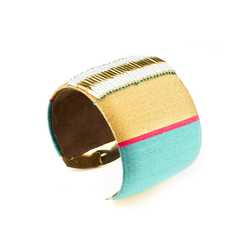 bracelet_satellite_manchette_bleu