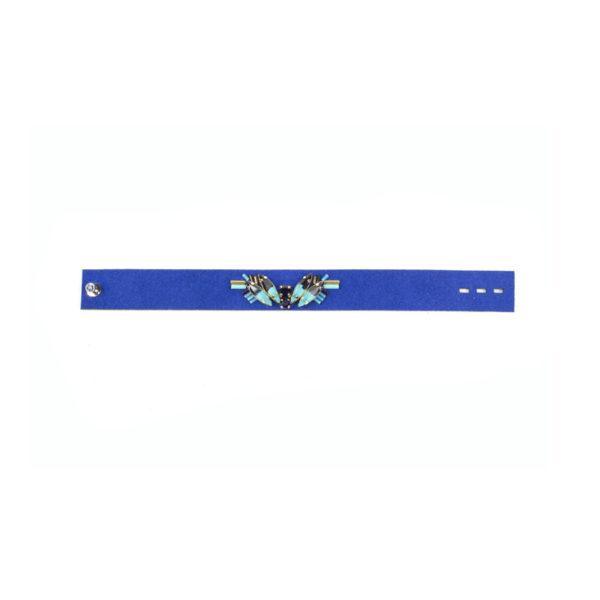 bracelet-satellite-paris-bleu-alcantara