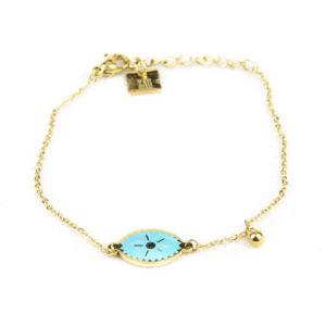 bracelet-zag-medaillon-ovale-bleu