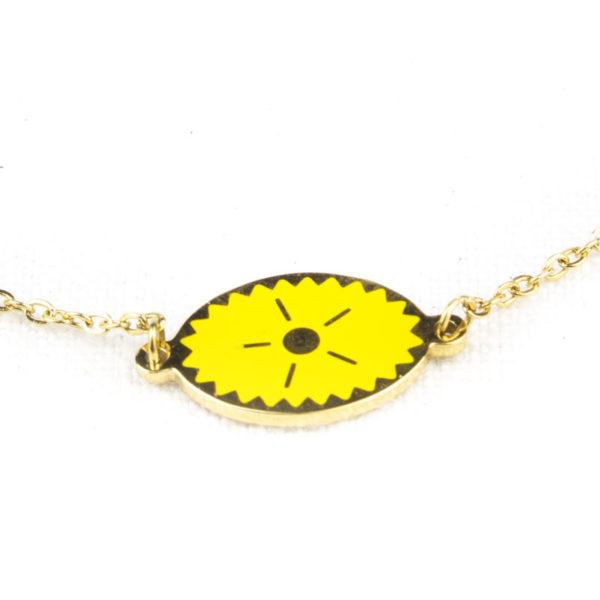 bracelet-zag-medaillon-ovale-jaune-2