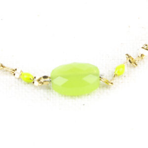 bracelet-zag-rose-perle-vert-2